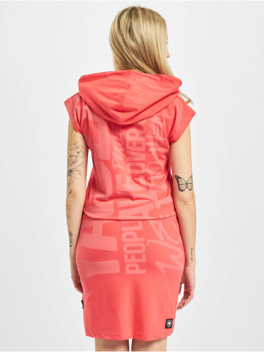 Yakuza Dress Power pink