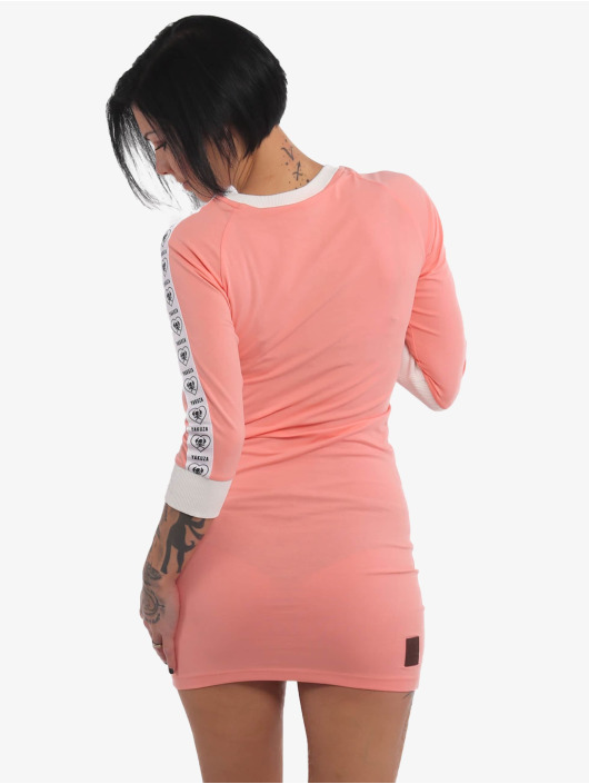Yakuza Dress 893 Love Bodycon rose