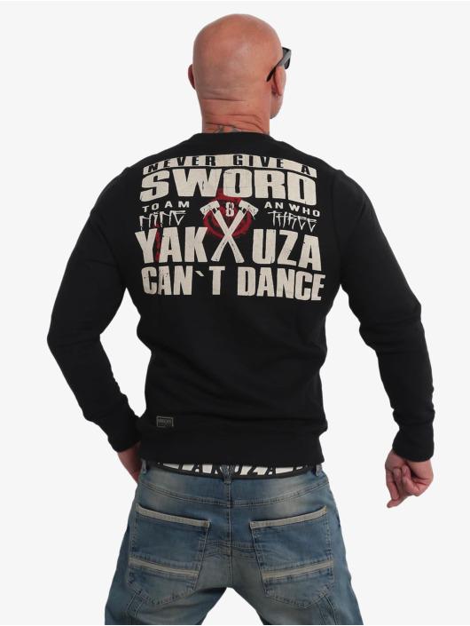Yakuza Gensre Sword svart