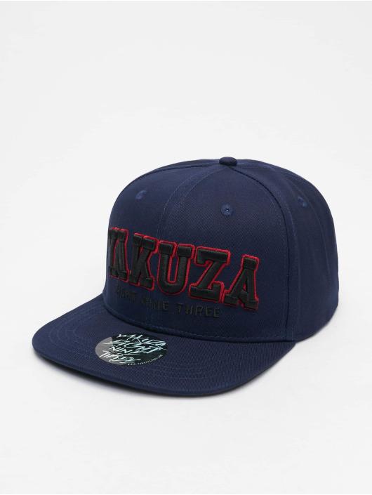 Yakuza Gorra Snapback 893 College azul