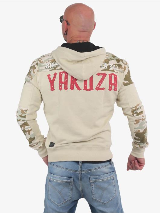 Yakuza Hettegensre Warning Two Face beige