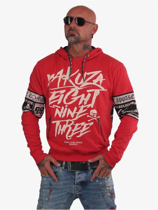 Yakuza Hettegensre Fuck Religion red