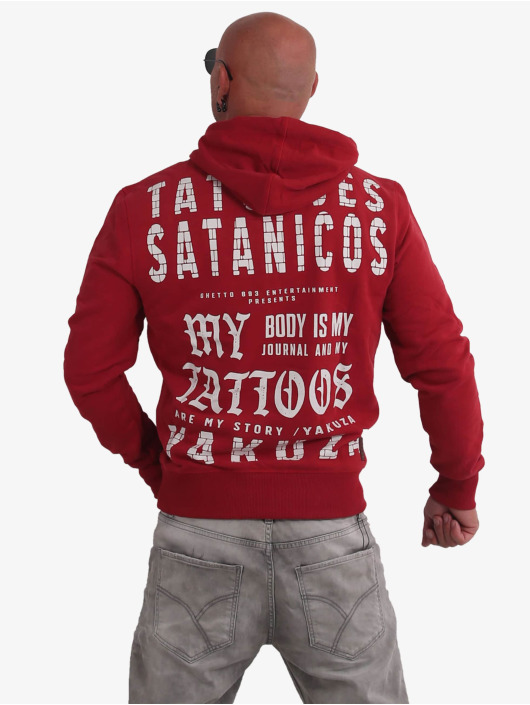 Yakuza Hettegensre Tatuajes Satanicos red