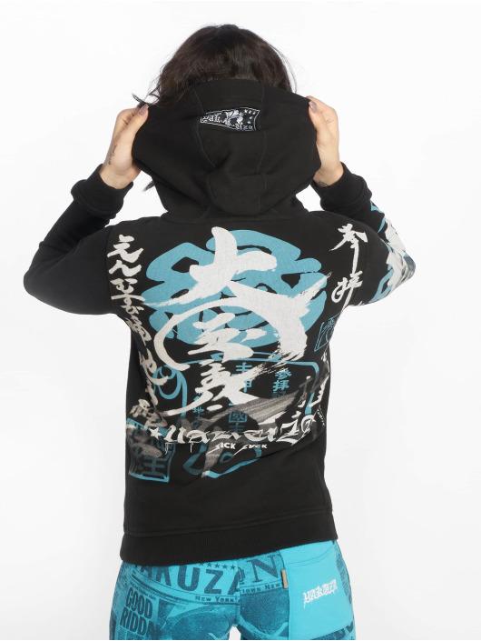 Yakuza Hoodie Japanese Flex black