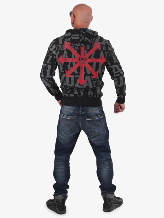 Yakuza Hoodie Branding black