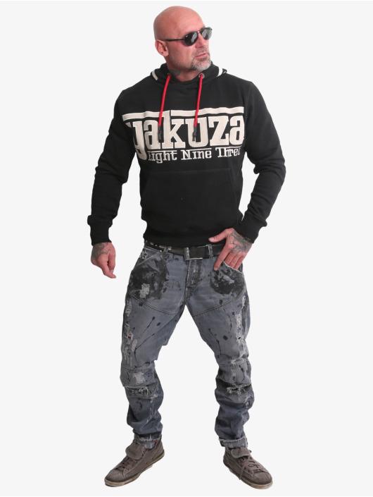Yakuza Hoodie Sf App black