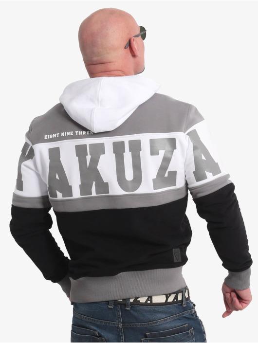 Yakuza Hoodie Tri Star svart