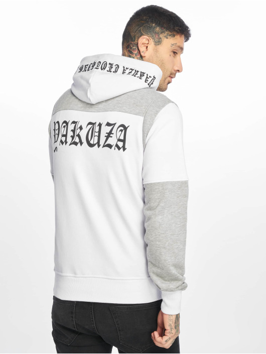 Yakuza Hoodie Escobar Two Face white