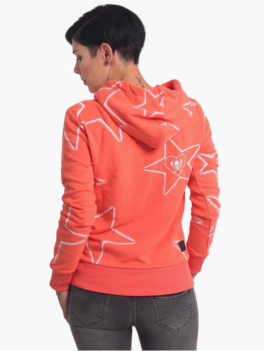 Yakuza Hoody 893Starlet orange