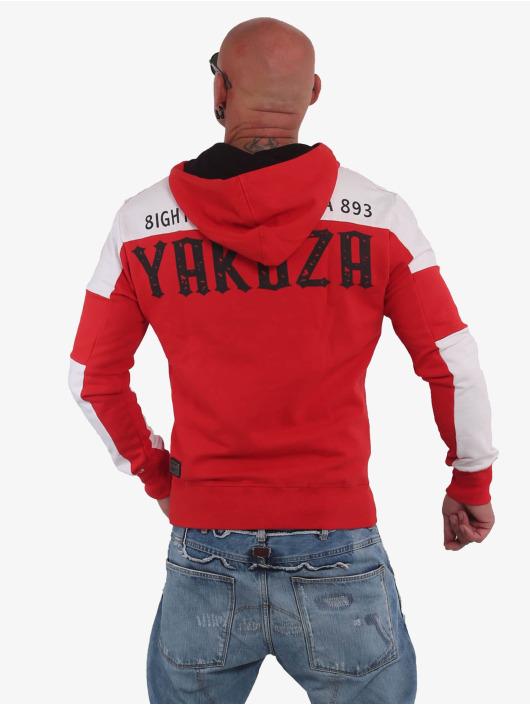 Yakuza Hoody Warning Two Face rot