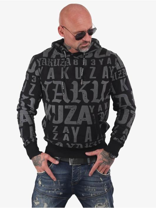Yakuza Hoody Branding schwarz