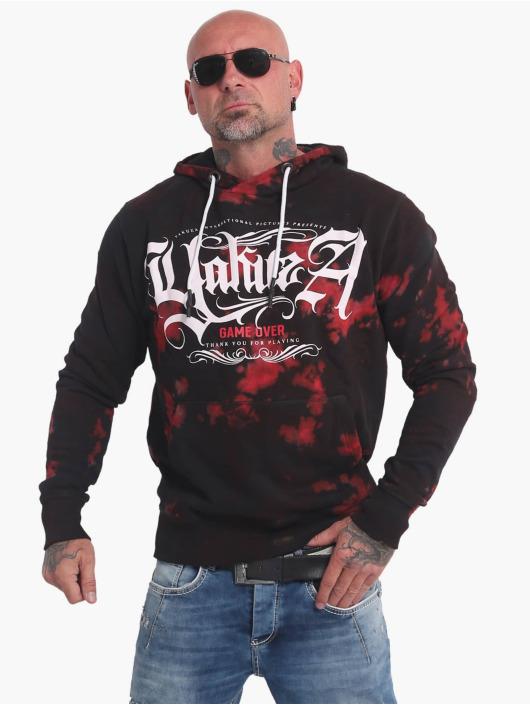 Yakuza Hoody Rules Batik schwarz