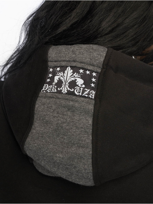 Yakuza Hoody Cocaine Two Face zwart
