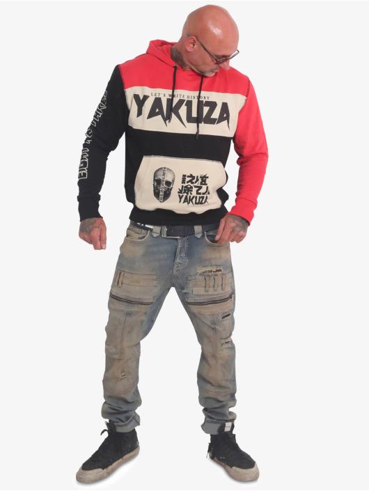 Yakuza Hoody Allergic zwart