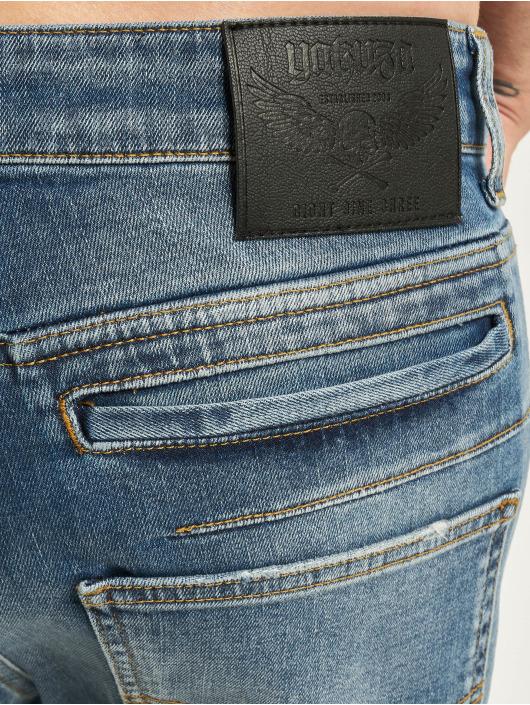 Yakuza Jeans straight fit Straight Fit blu