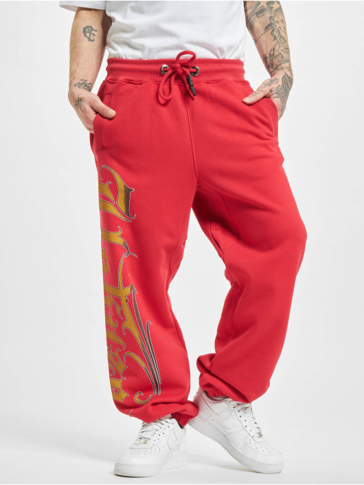 Yakuza Jogging Glory rouge