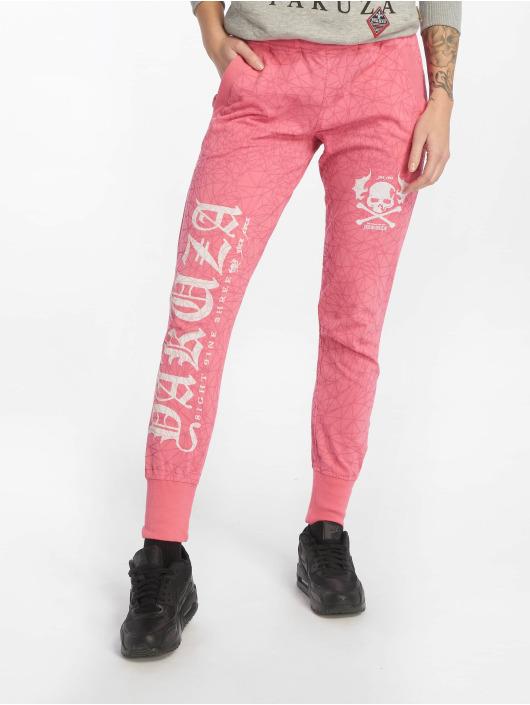 Yakuza Joggingbukser Daily Use Skinny rosa