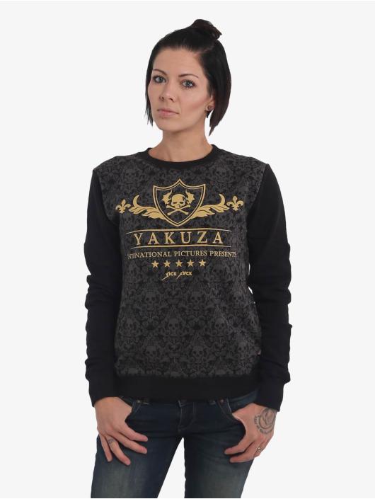 Yakuza Jumper Crests black