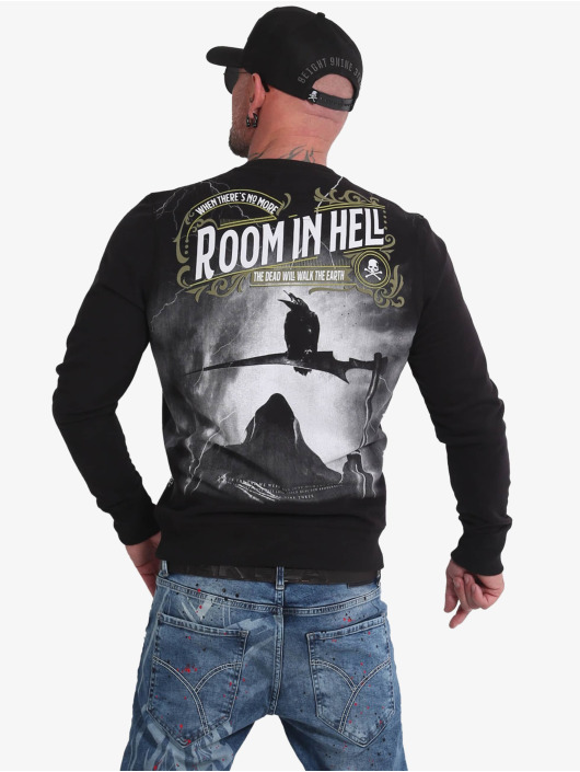 Yakuza Jumper Room In Hell black