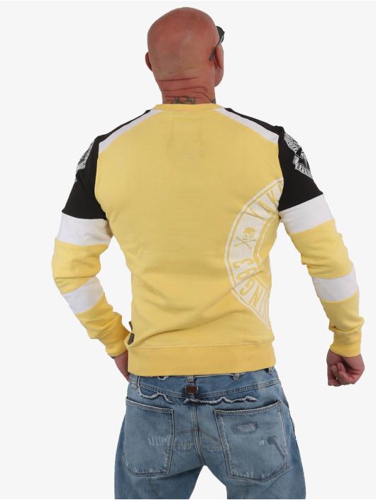 Yakuza Jumper Spartan Two Face yellow