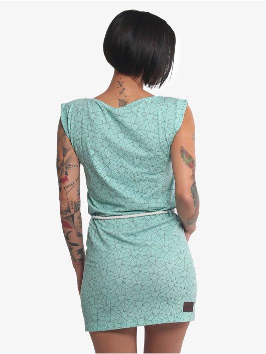 Yakuza jurk Abstract turquois