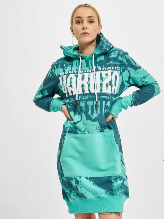 Yakuza jurk Grunge turquois