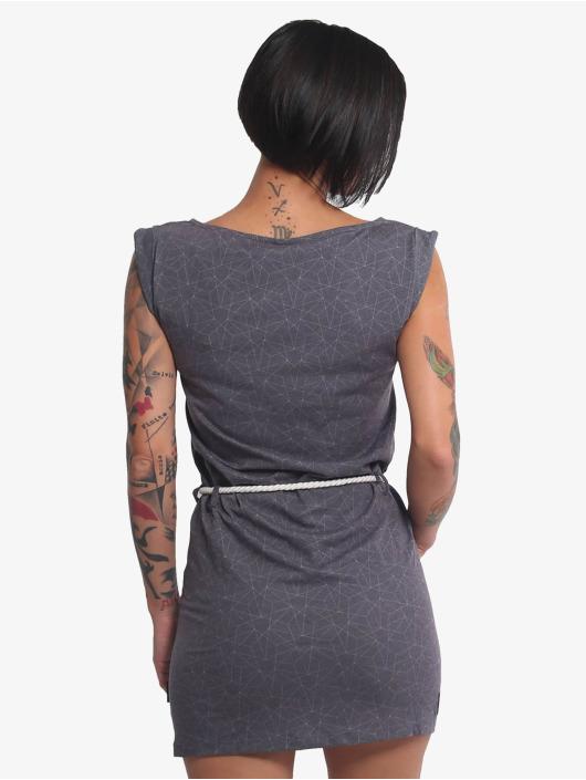 Yakuza jurk Abstract zwart