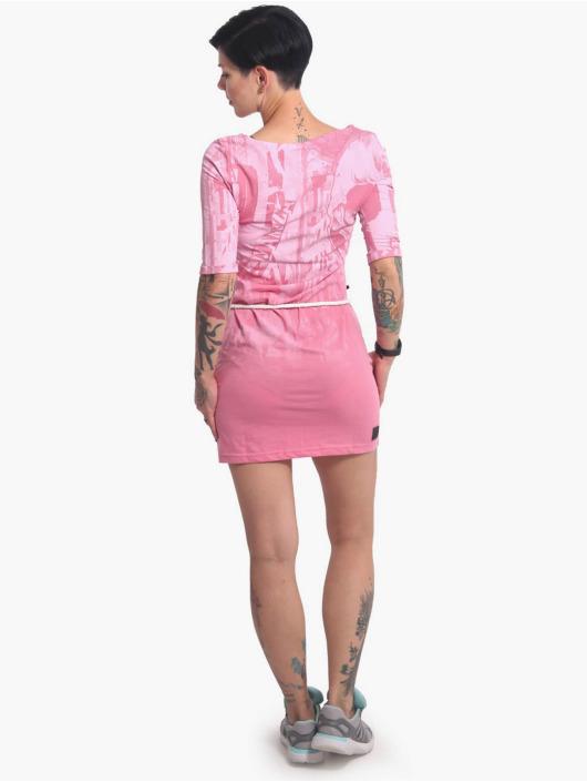 Yakuza Kleid Dark Side rosa