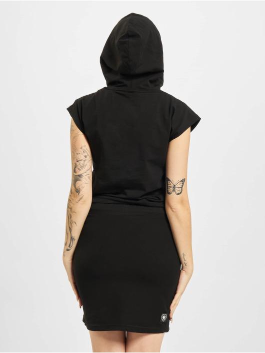 Yakuza Kleid Based schwarz