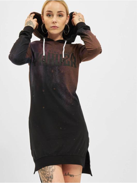 Yakuza Kleid Acid Rain Lite schwarz