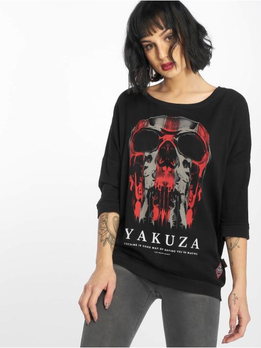 Yakuza Langermet Imperator svart