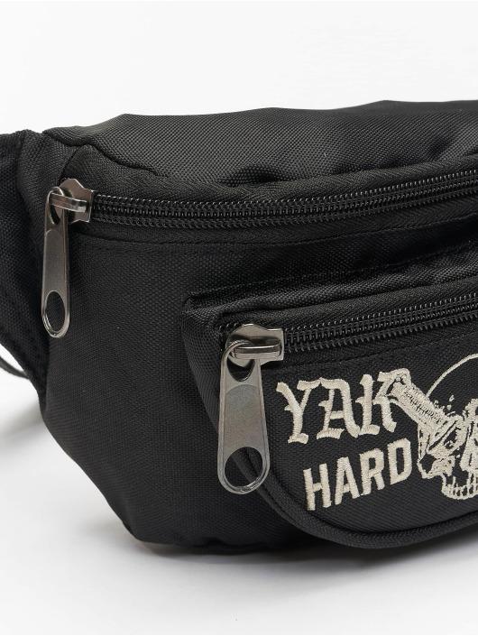 Yakuza Laukut ja treenikassit Hard893core musta