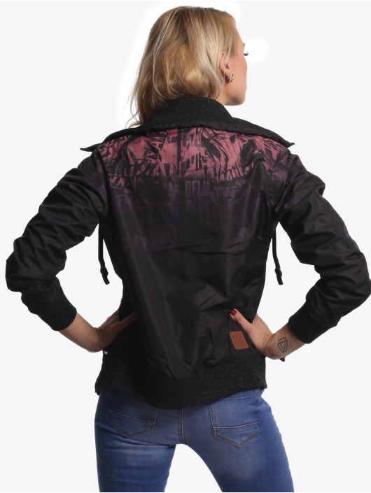 Yakuza Lightweight Jacket Dark Side black