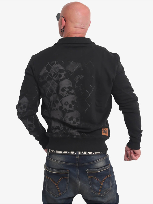 Yakuza Lightweight Jacket Killing Fields Classic black