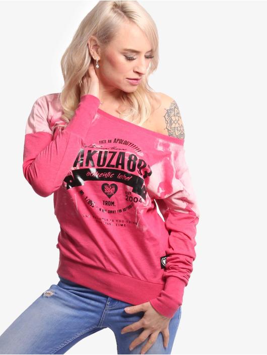 Yakuza Longsleeve Authentic pink