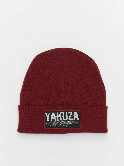 Yakuza Luer Claim Knit red