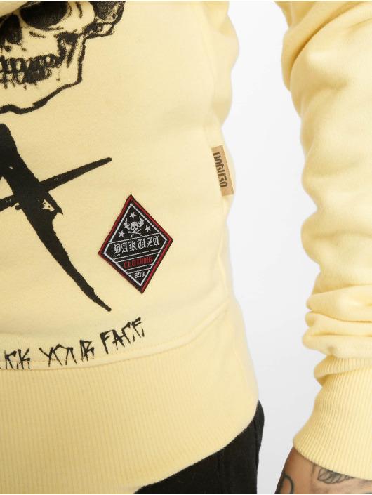 Yakuza Mikiny Smile žltá