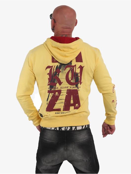 Yakuza Mikiny Know žltá