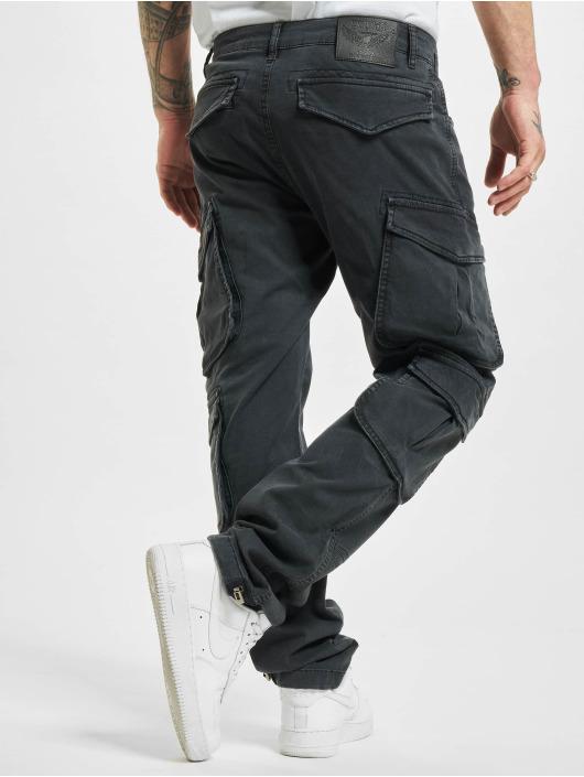 Yakuza Pantalon cargo Toxin noir