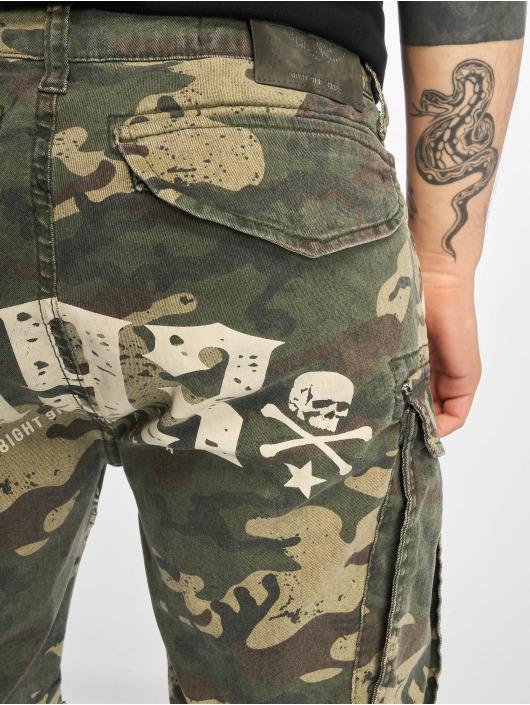 Yakuza Pantalón cortos Death Core camuflaje