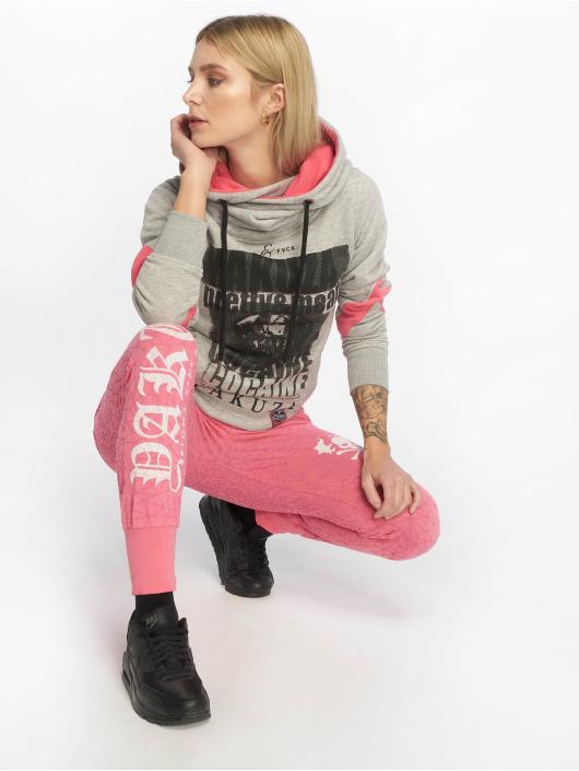 Yakuza Pantalón deportivo Daily Use Skinny rosa