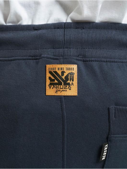 Yakuza Pantalone ginnico SF App blu