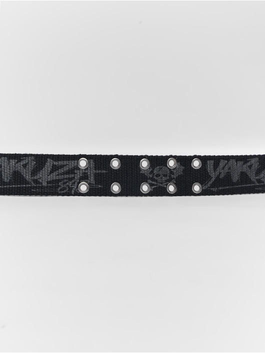 Yakuza Paski Rookie Canvas czarny