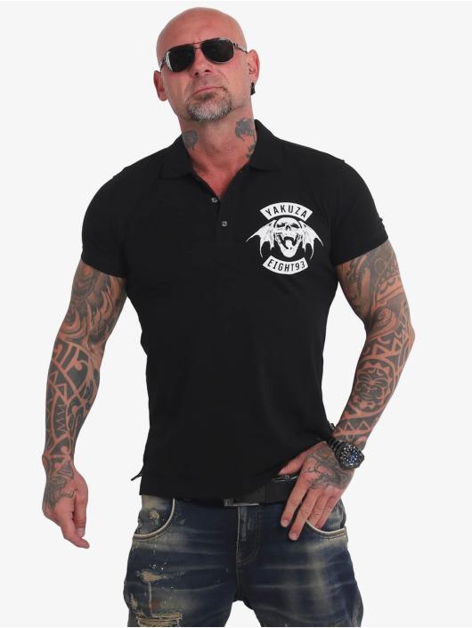 Yakuza Poloshirt 893MC black