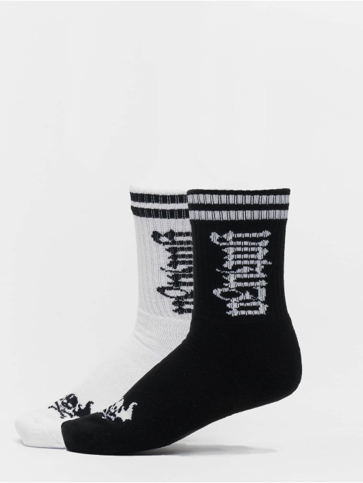 Yakuza Ponožky Urban Sockx Double čern