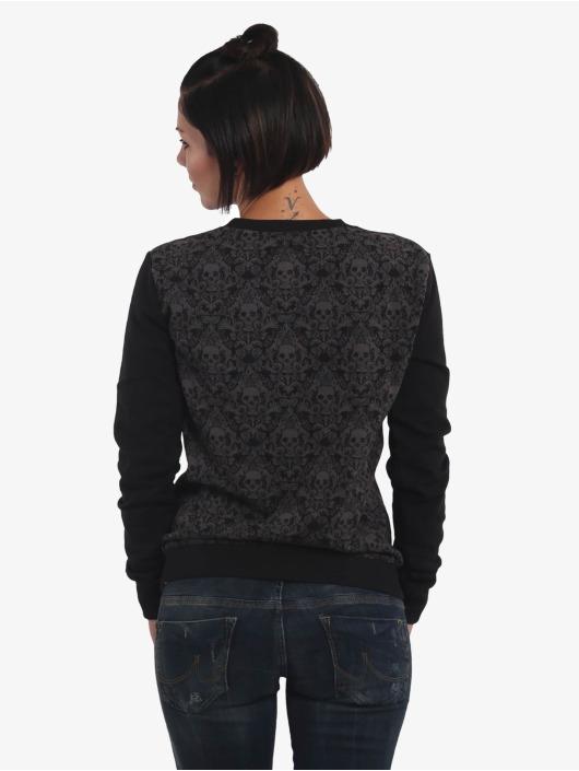 Yakuza Pullover Crests black