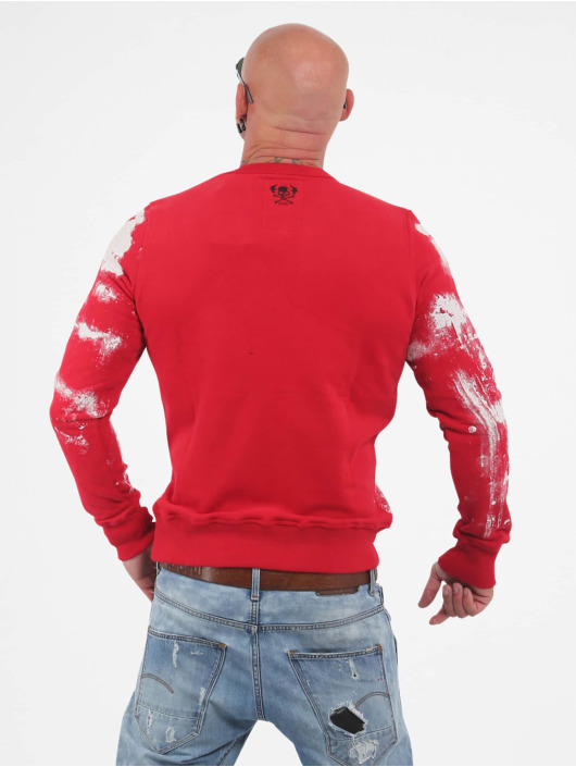 Yakuza Pullover Burried red