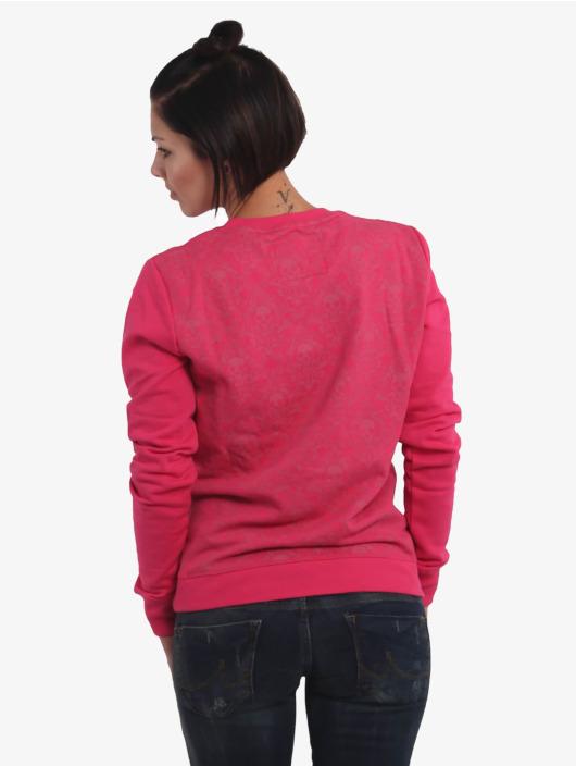 Yakuza Pullover Crests rosa
