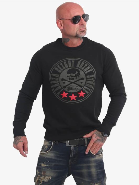 Yakuza Pullover Inner Circle Pullover schwarz