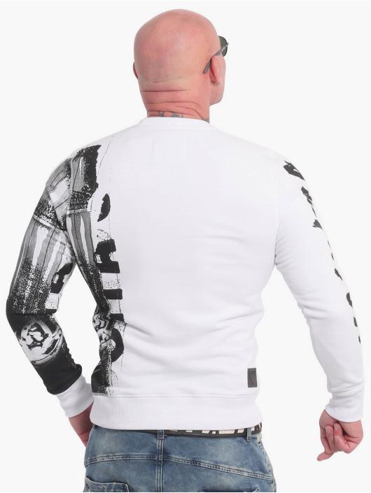 Yakuza Pullover Raid white